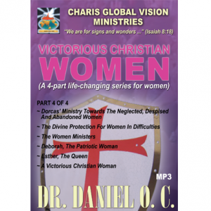 Victorious Woman 4 - web - front